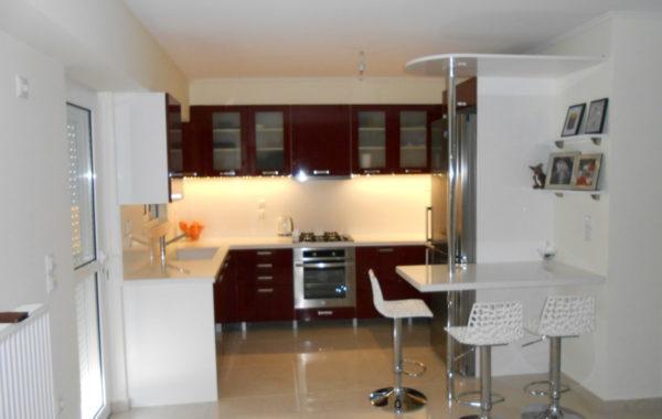 Πολυμερικη Κουζινα Gloss